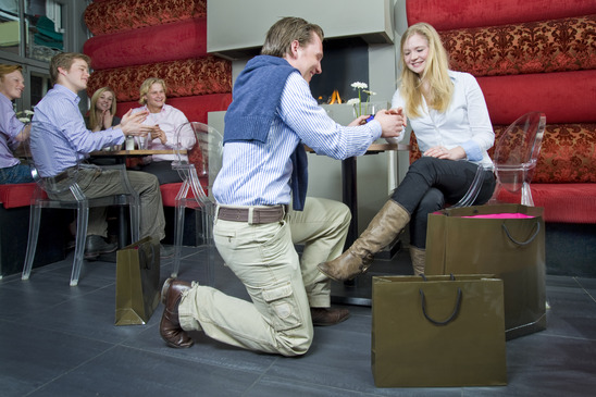The Pros and Cons of a Public Proposal