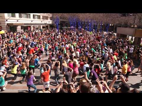 Flash Mob Video