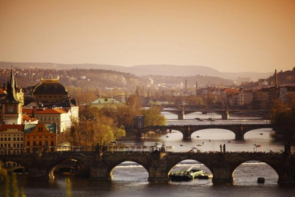 Where To Propose In Prague How I Got Engaged